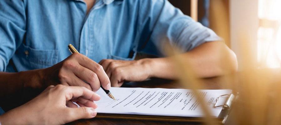 Contrat de travail CDI